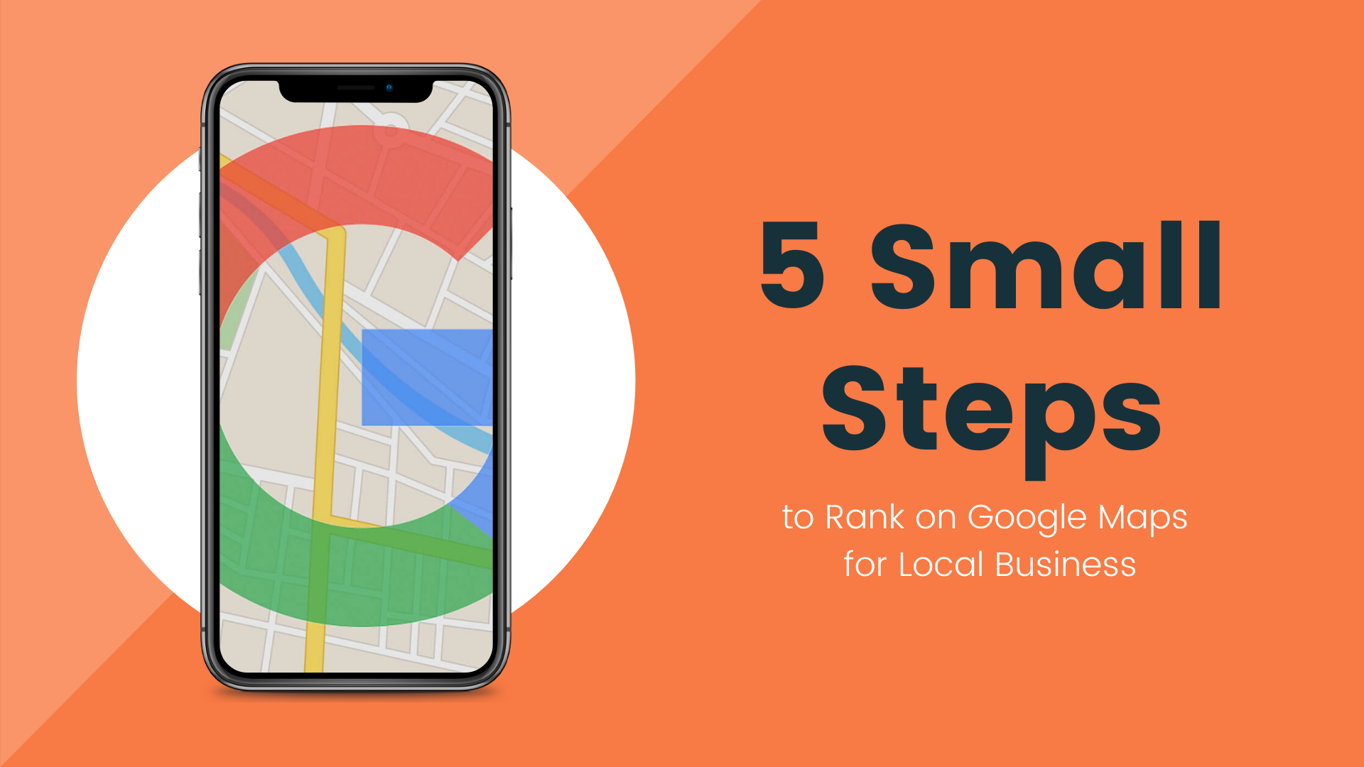 5 Small Steps to rank on Google Maps for Local Business _ Agency Jet