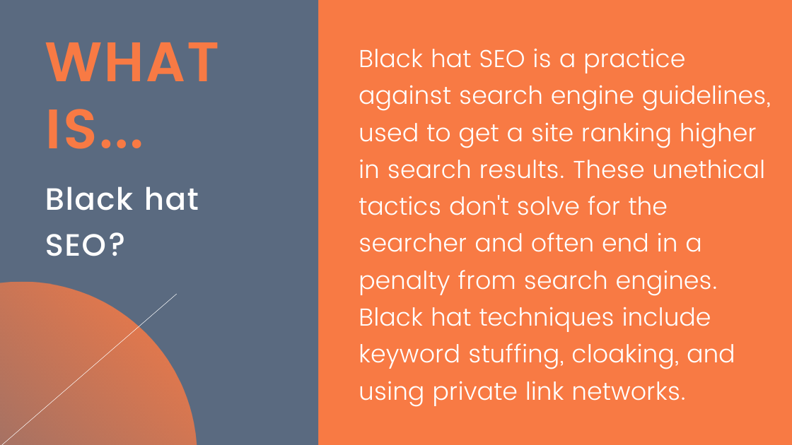 Black Hat Definition - Agency Jet