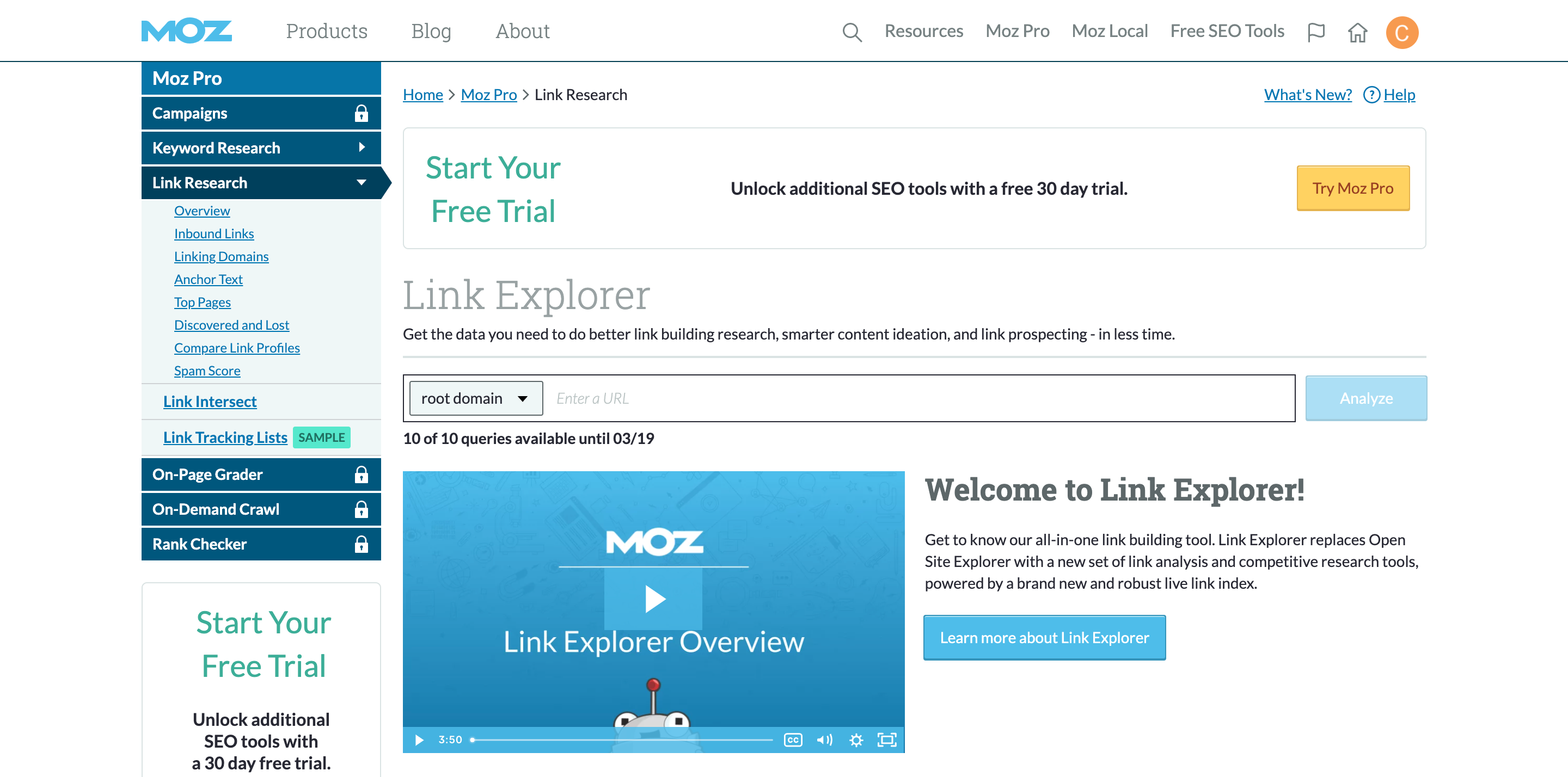 Link-Research-Moz-Pro - Agency Jet