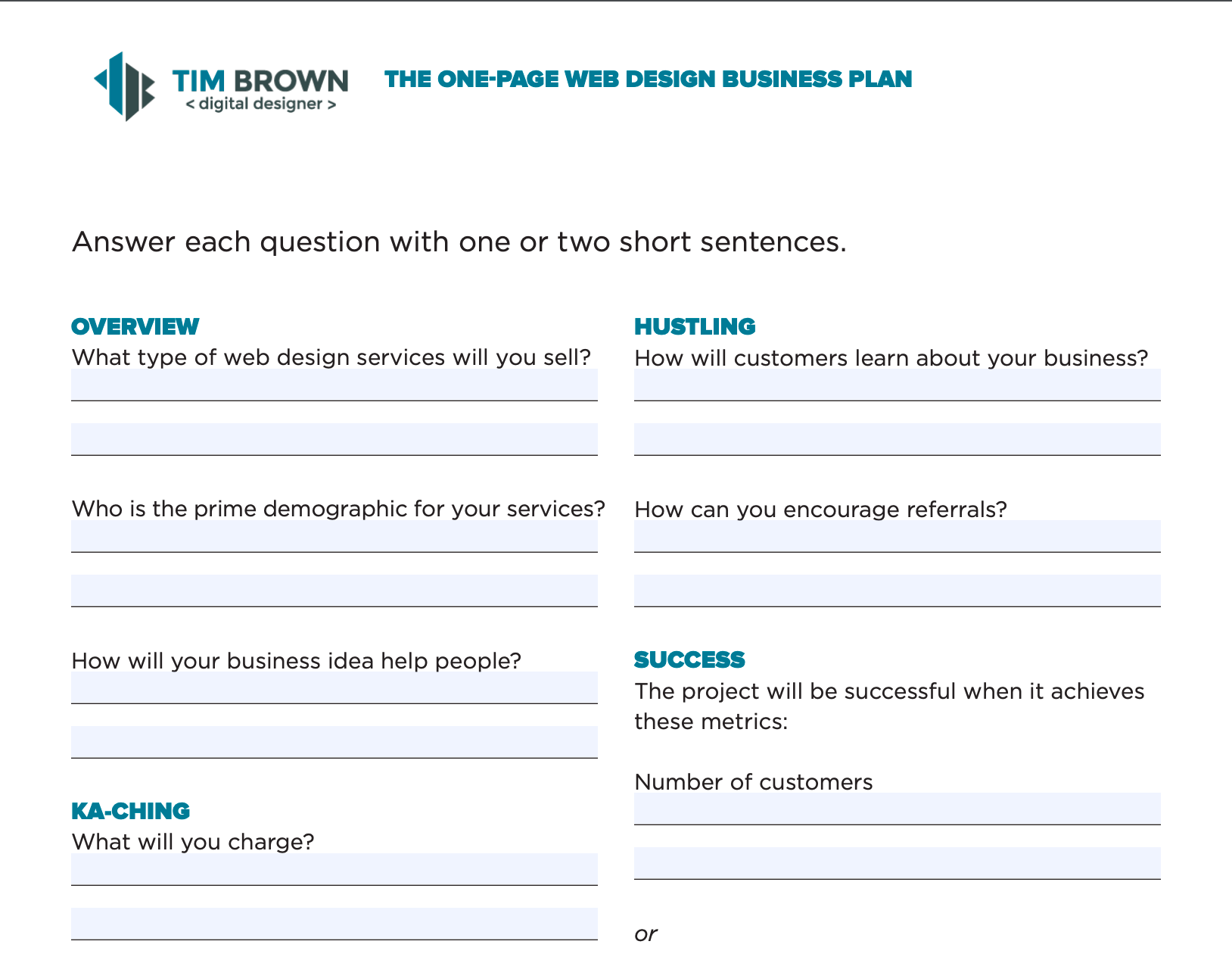 one-page-web-design-business-plan-pdf