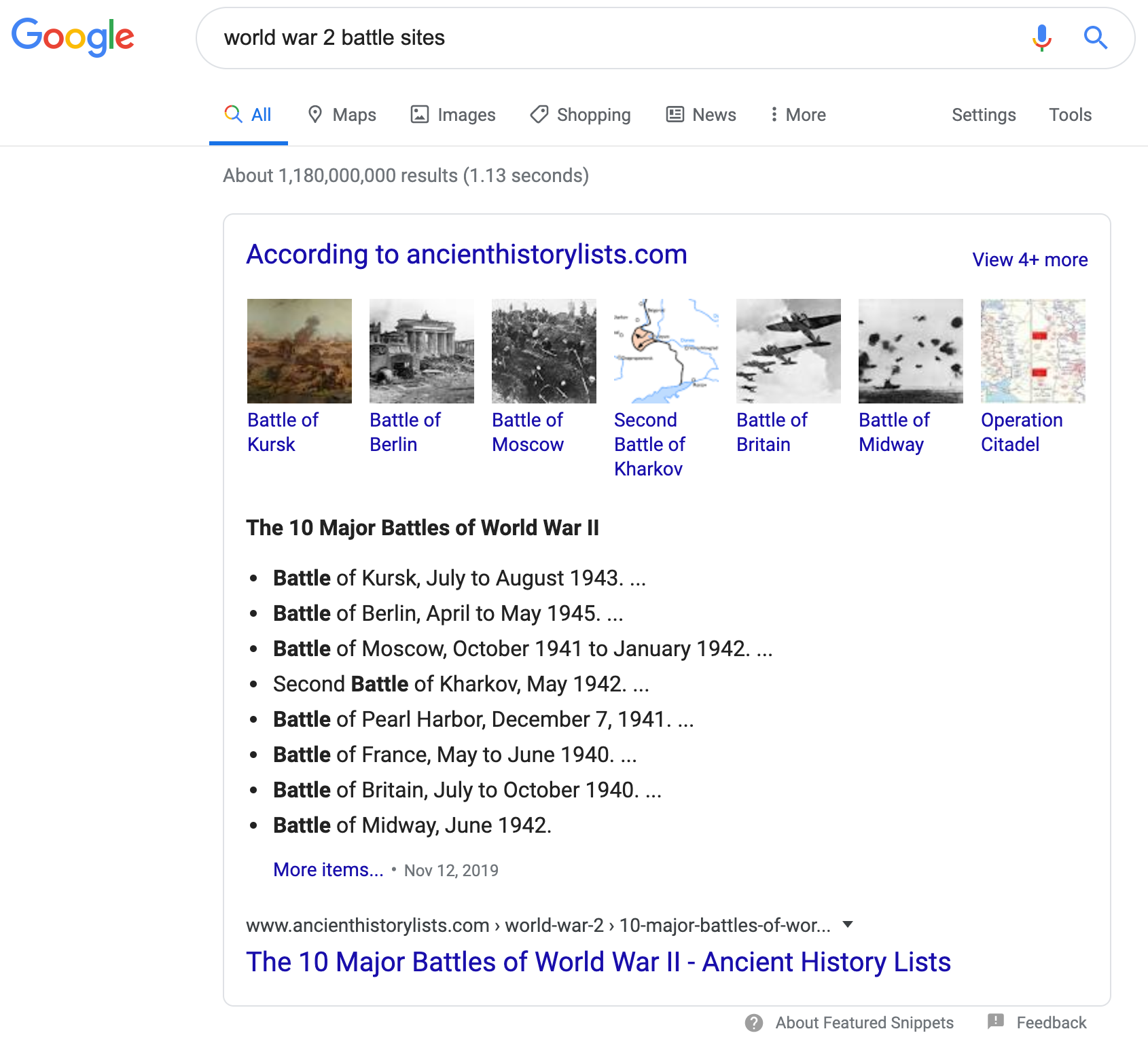 world war 2 battle sites - Google Search