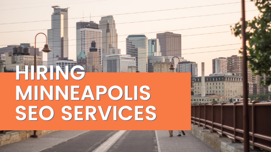 Hiring Minneapolis SEO Services | Agency Jet
