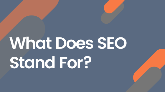 What Does SEO Stand For | Agency Jet
