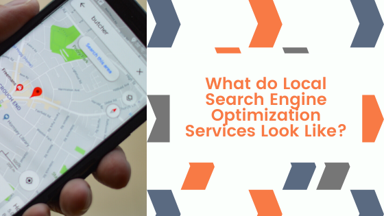 What do local search engine optimization services look like | Agency Jet